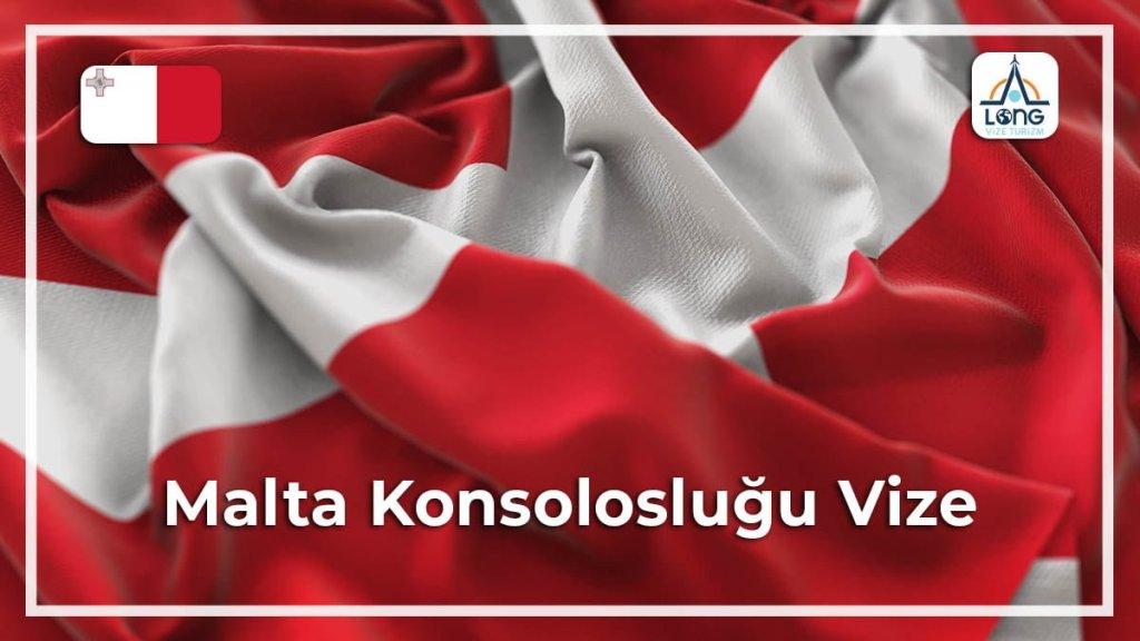 Konsolosluğu Vize Malta