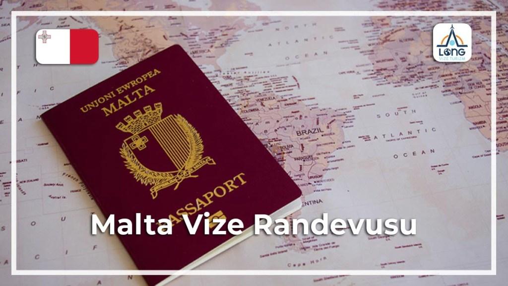 Vize Randevusu Malta