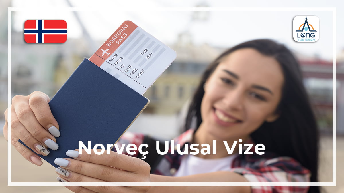 Ulusal Vize Norveç