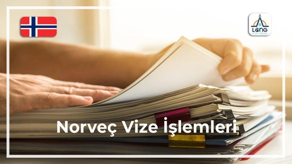 Vize İşlemleri Norveç