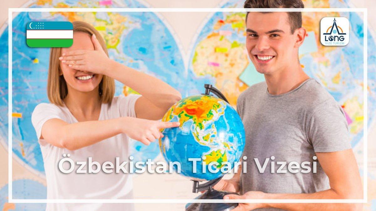 Ticari Vize Özbekistan