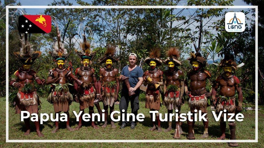 Turistik Vize Papua Yeni Gine