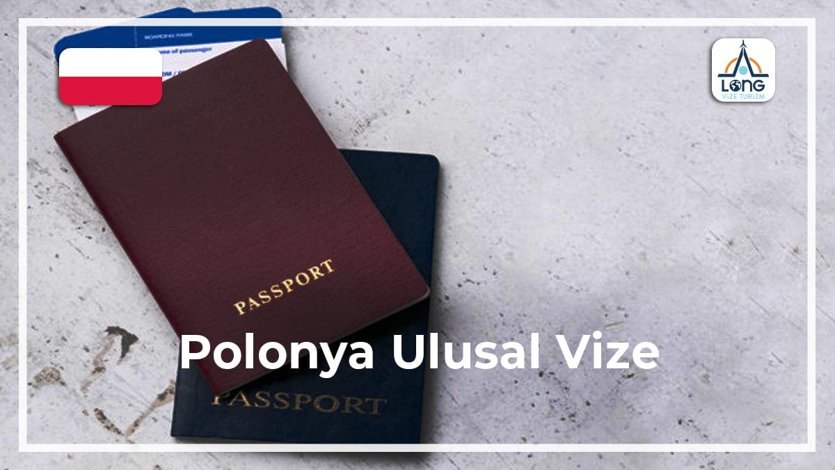 Ulusal Vize Polonya