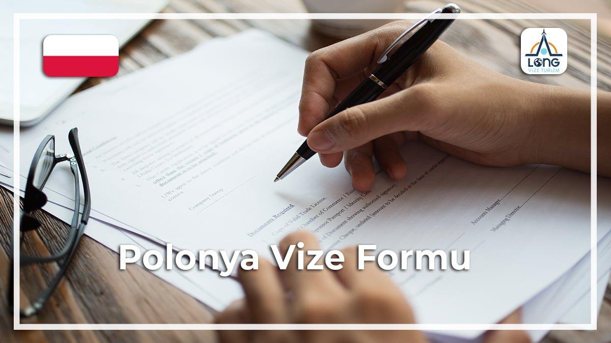 Vize Formu Polonya