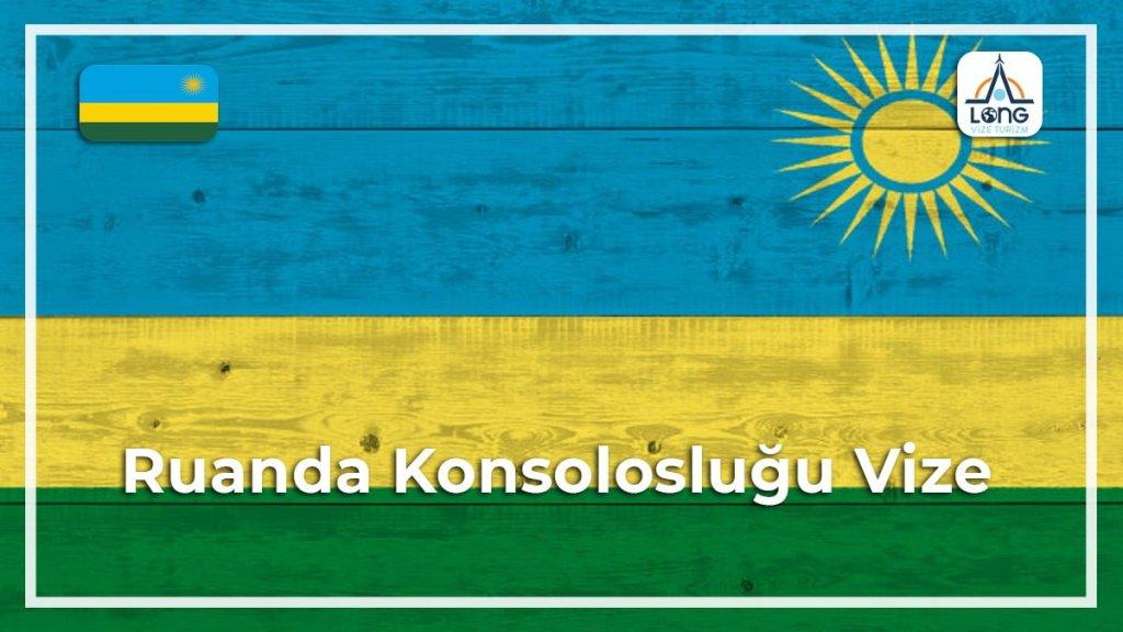 Konsolosluğu Vize Ruanda