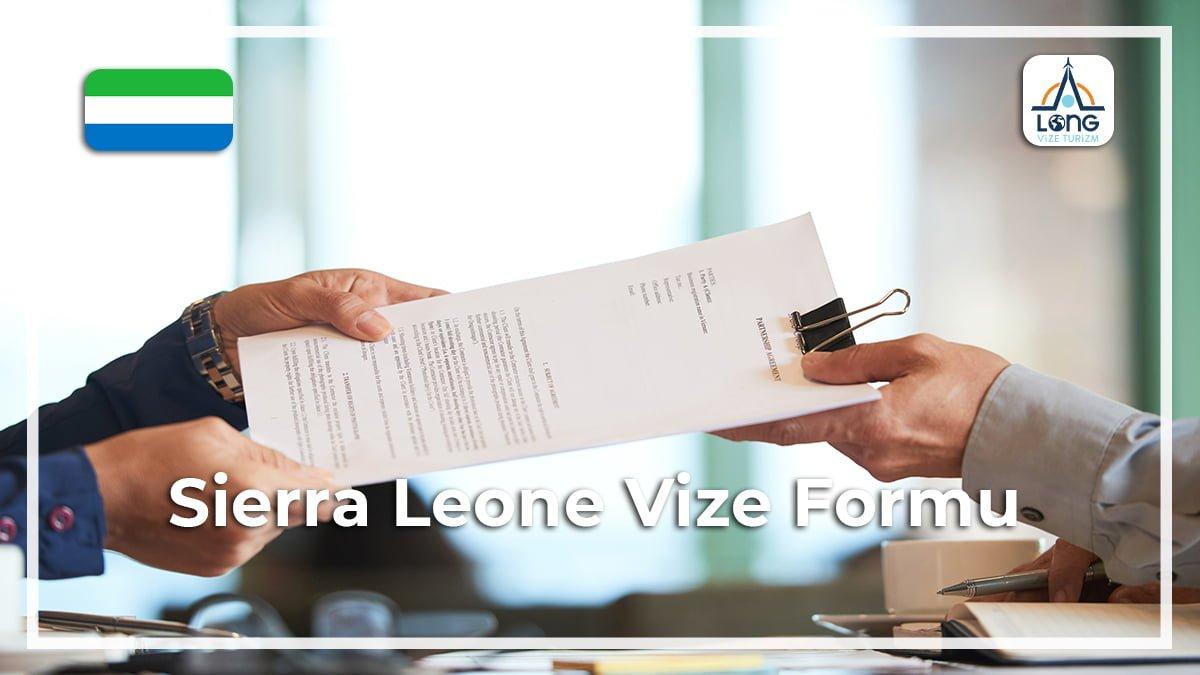 Vize Formu Sierra Leone