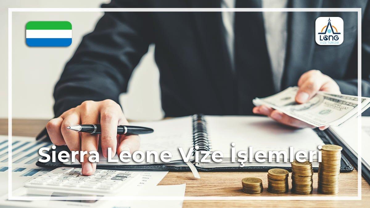 Vize İşlemleri Sierra Leone