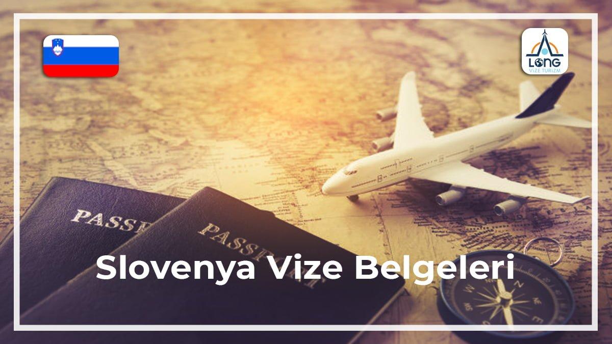 Vize Belgeleri Slovenya