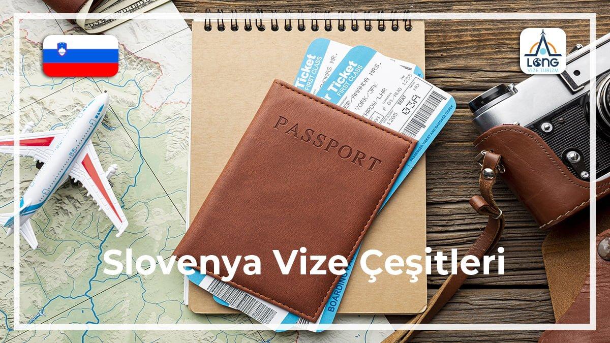 Vize :eşitleri Slovenya