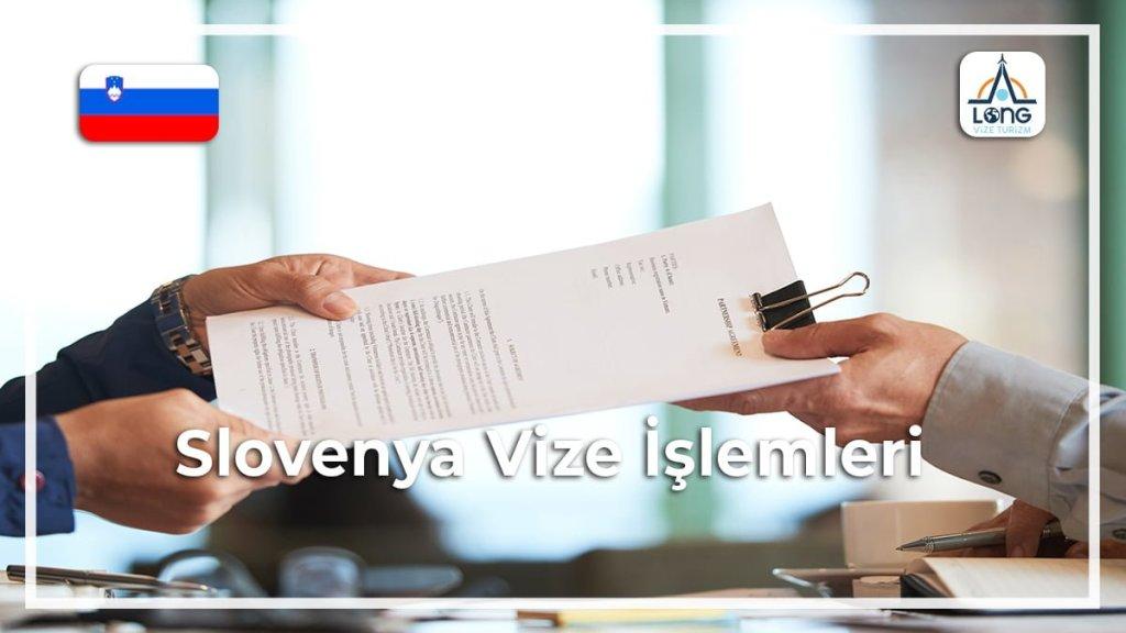 Vize İşlemleri Slovenya