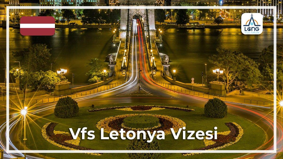 Vfs Vizesi Letonya