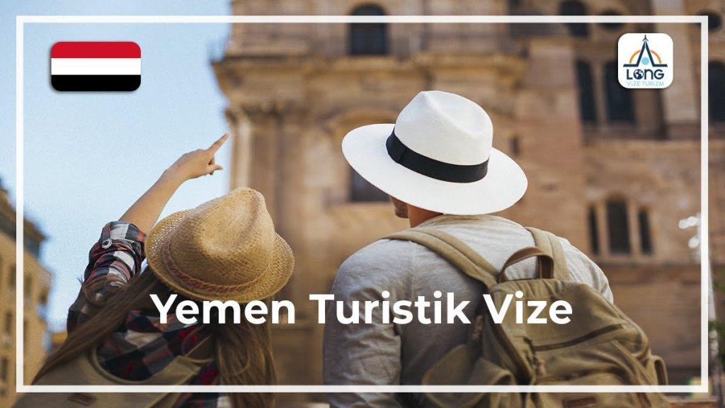 Turistik Vize Yemen