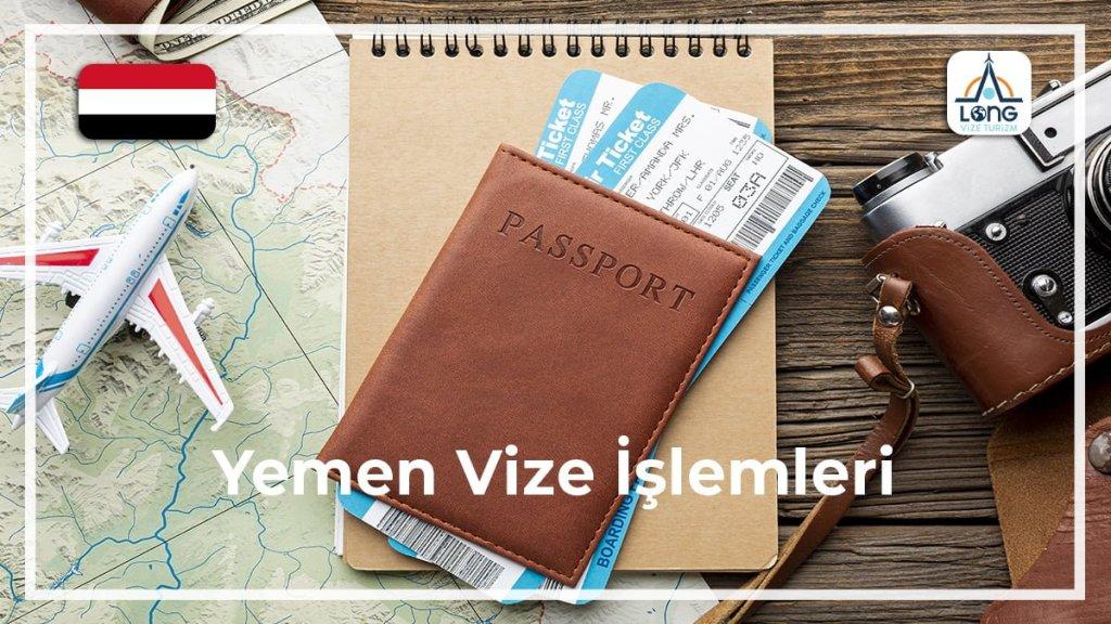 Vize İşlemleri Yemen