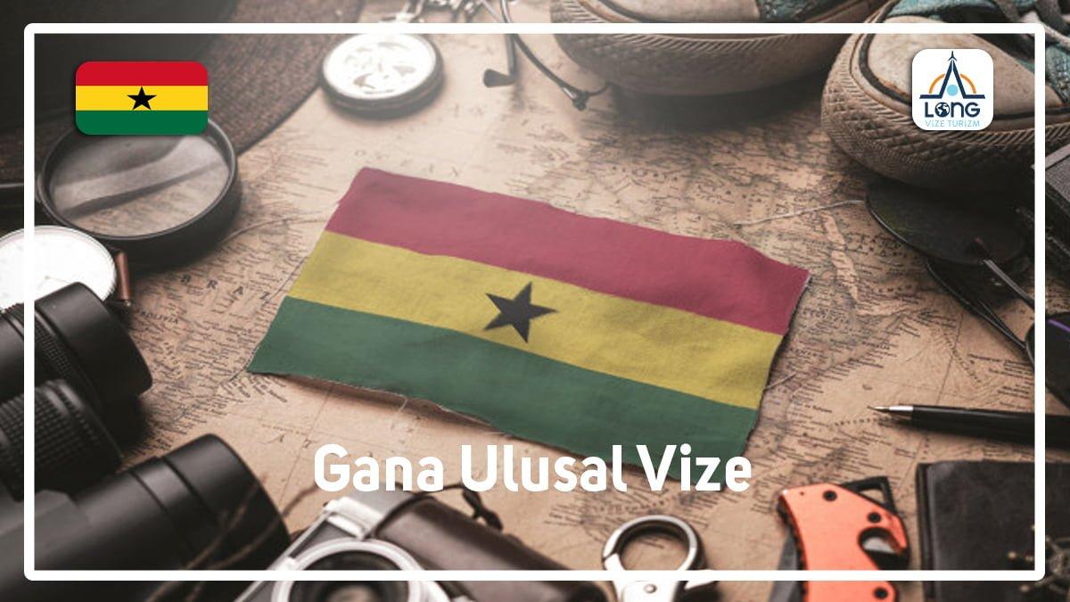 Ulusal Vize Gana
