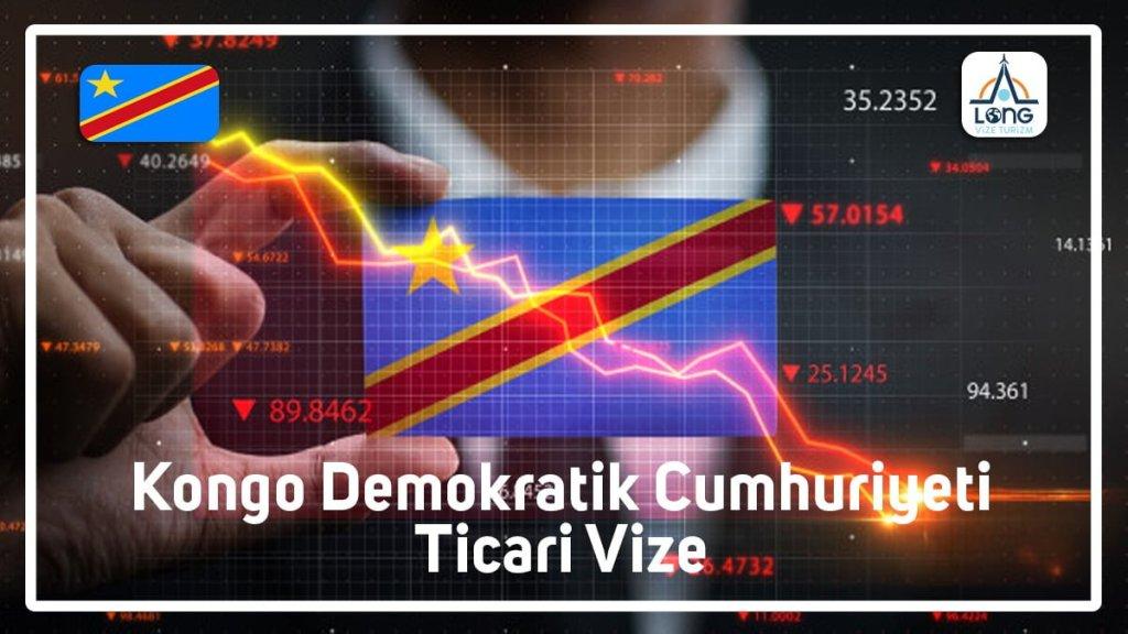 Ticari Vize Kongo Demokratik Cumhuriyeti