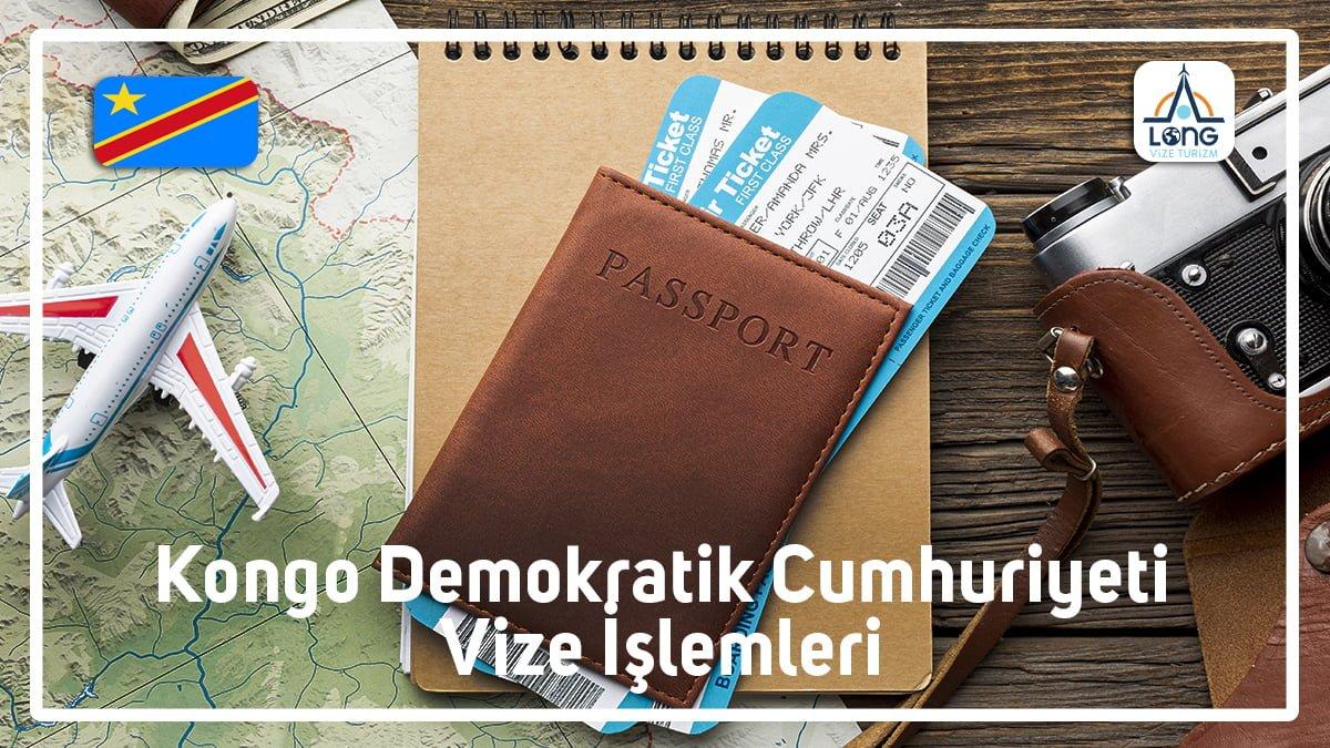 Vize İşlemleri Kongo Demokratik Cumhuriyeti