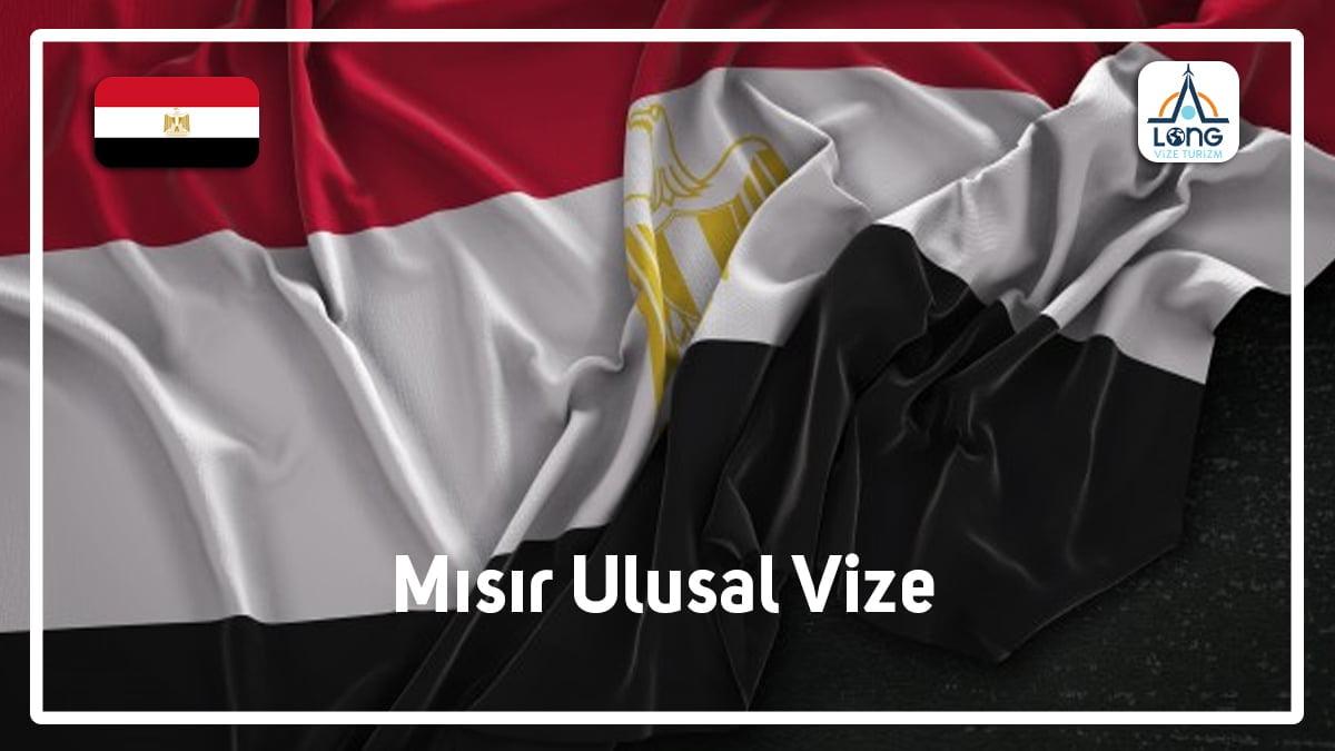 Ulusal Vize Mısır