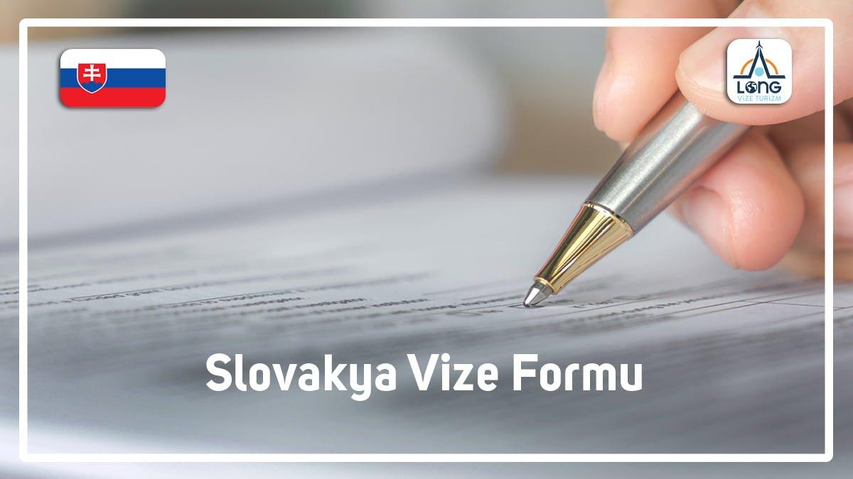 Vize Formu Slovakya