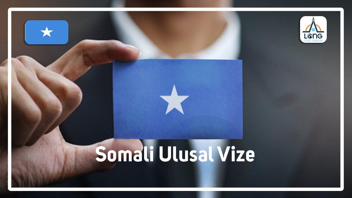 Ulusal Vize Somali