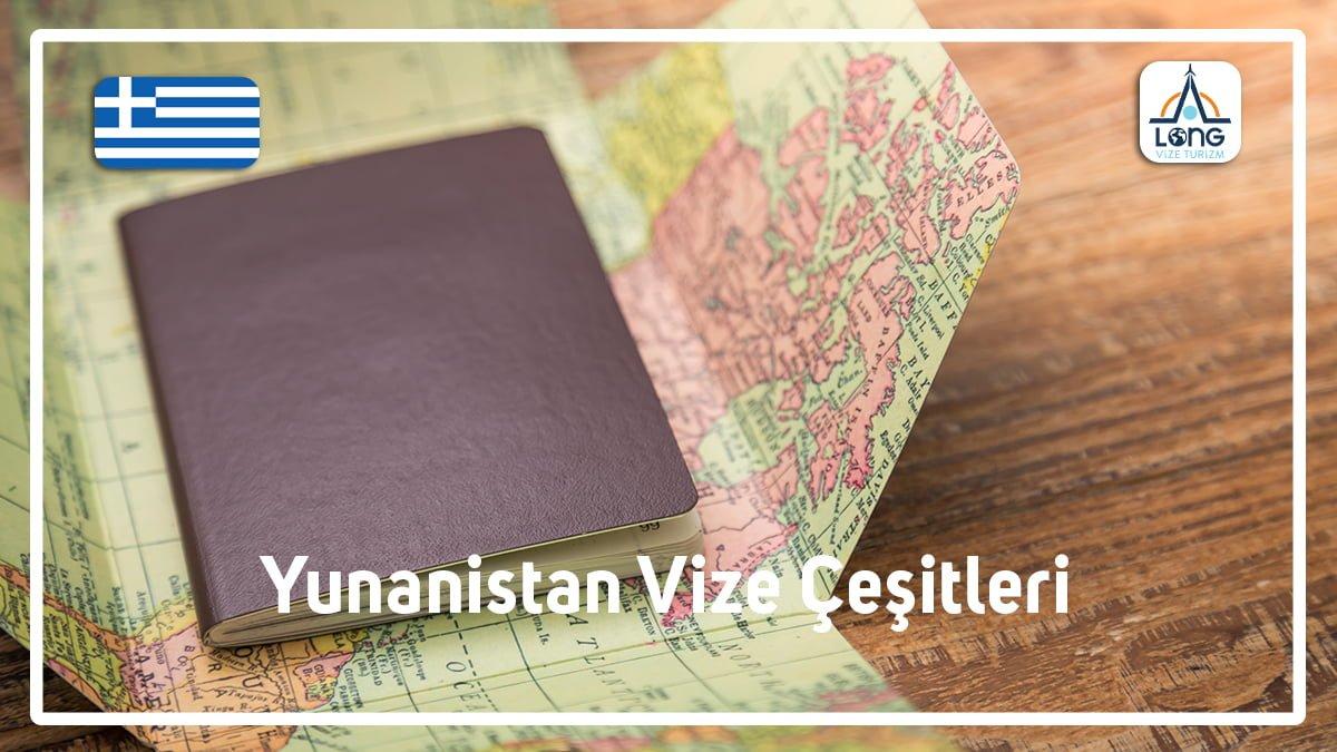 yunanistan vize cesitleri 1
