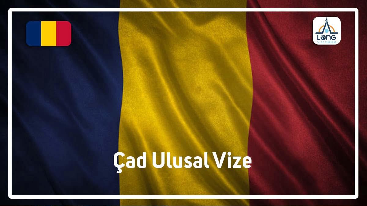 Ulusal Vize Çad