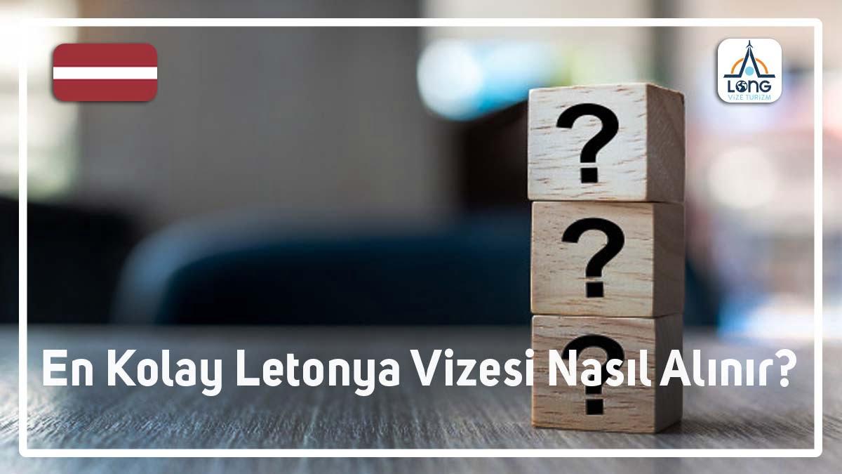 Letonya Vizesi En Kolay Nasıl Alınır