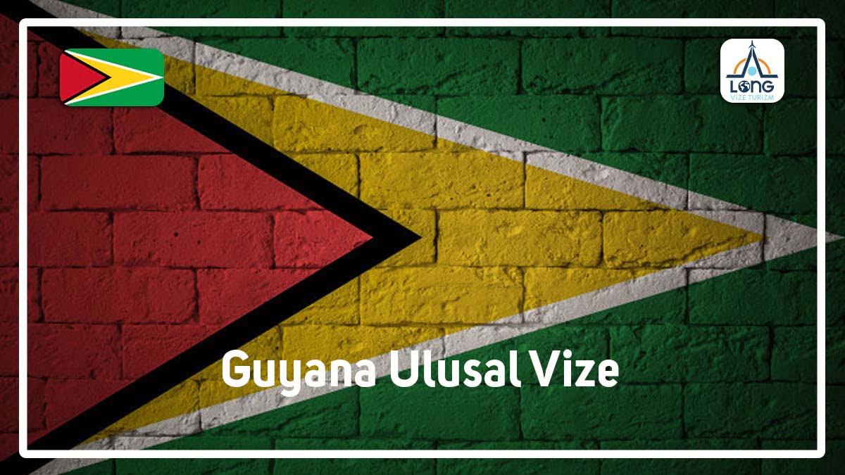 Ulusal Vize Guyana