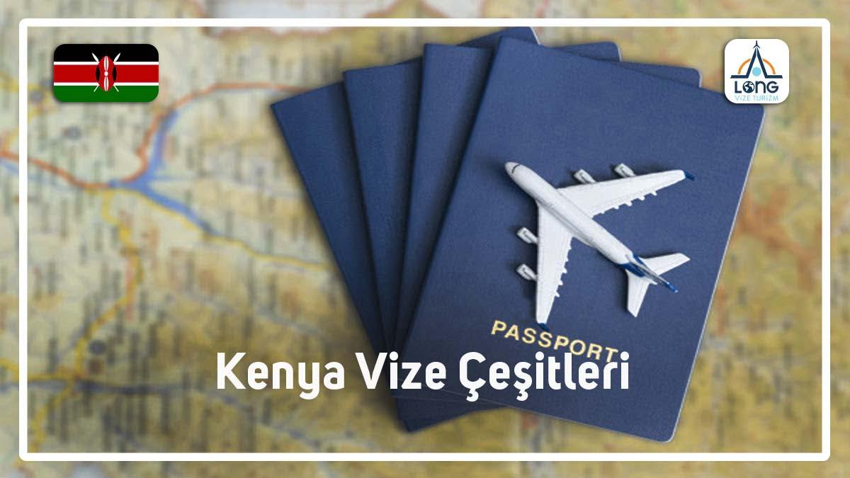 Vize Çeşitleri Kenya