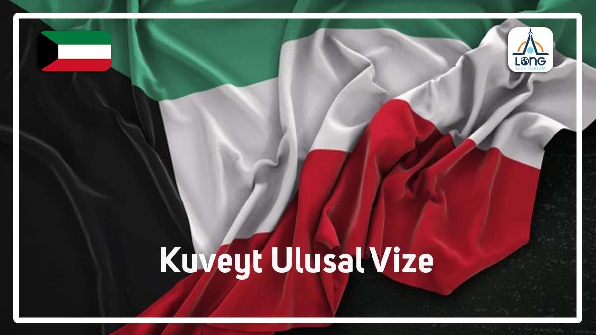 Ulusal Vize Kuveyt
