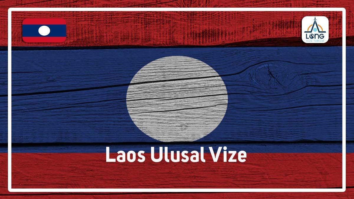 Ulusal Vize Laos