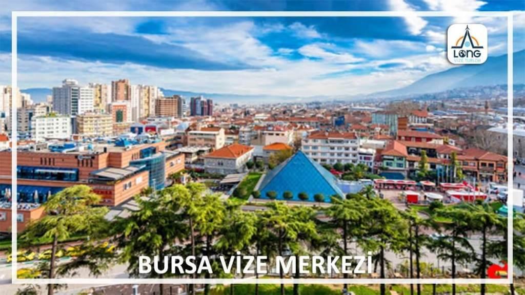 Vize Merkezi Bursa