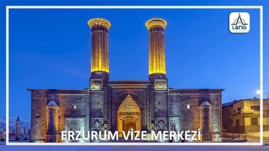 Vize Merkezi Erzurum