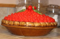 Mother's pie plate