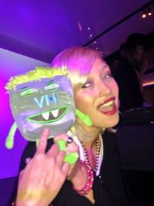 Melvin Monster VM with DJ
