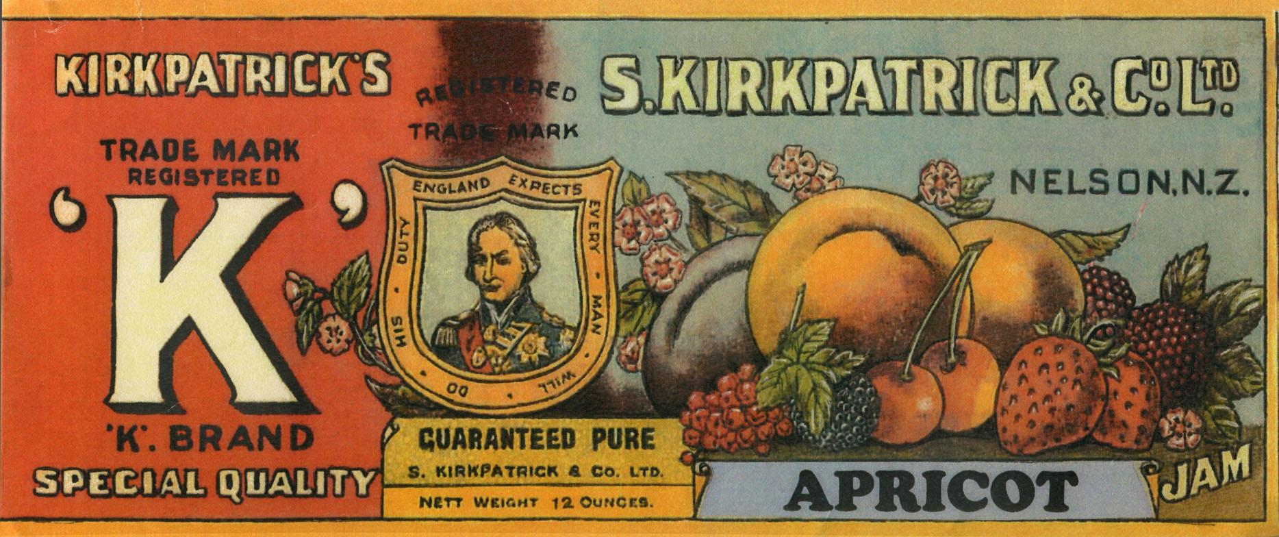 Nelson Jam And Fruit Processing Company Longwhitekid