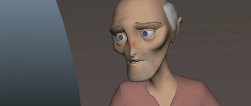 Long Winter Studios' character rig Walter featured in an animation by Vasawat Changtroralekeon Vimeo.