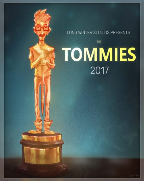 Tommies Awards 2017