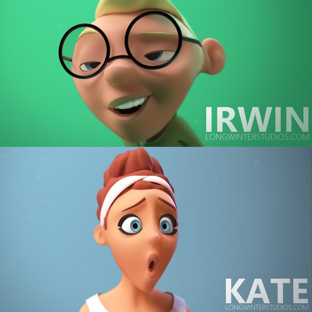 Irwin & Kate