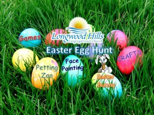 Easter Eggtravaganza! @ Longwood Hills Congregational Church