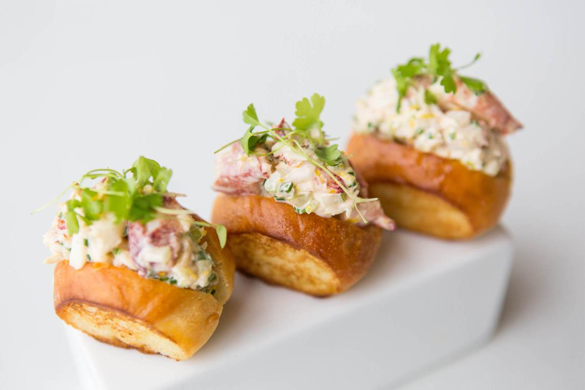 Mini Lobster Roll - LONGWOOD