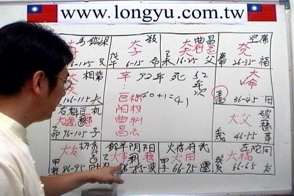 陈巃羽风水阳宅之2009年版紫微斗数师资班