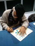 Jan autografiando un Superlopez