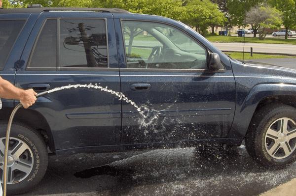 example of Open Spray