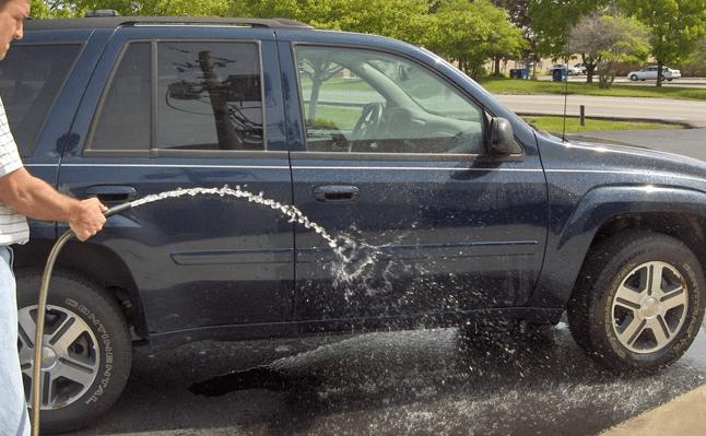 spray example