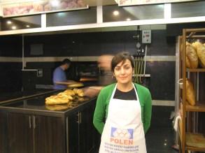 Baker in Izmit, Kocaeli, Turkey