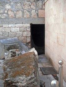 Open Door at Hadrian's Gate