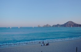 The beach, the rocks, ... cabo.