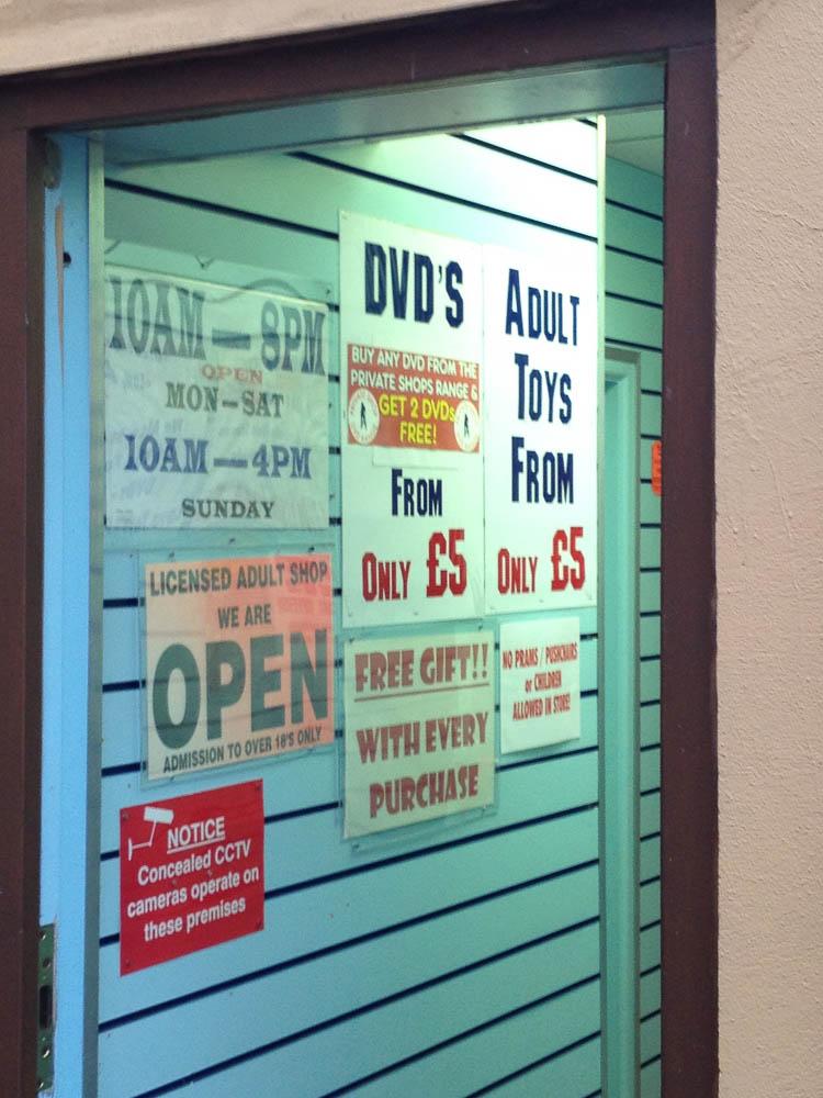 Adult Shop