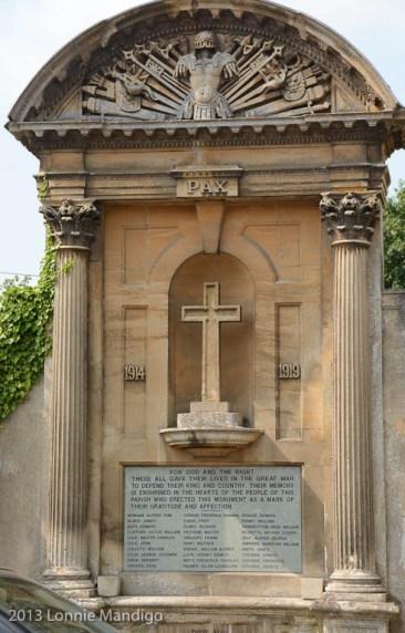 Lacock War Memorial