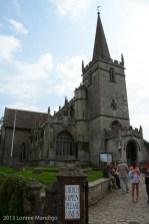 Church in Lacock